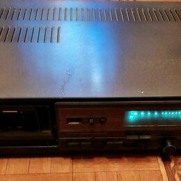 Музыкальные центры,  магнитофоны, магнитолы - Кассетный магнитофон маяк 240с, 0