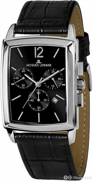 Наручные часы Jacques Lemans 1-1906A по цене 19550₽ - Наручные часы, фото 0
