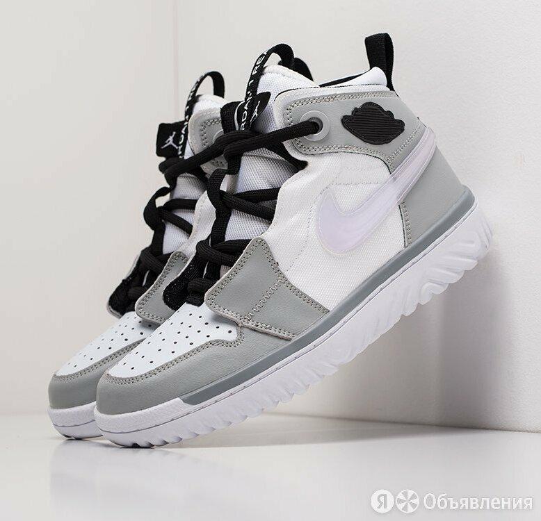 Кроссовки Nike Air Jordan 1 React High по цене 4200₽ - Кроссовки и кеды, фото 0