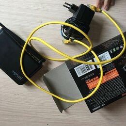 Оборудование Wi-Fi и Bluetooth - Upvel роутер N-300, 0