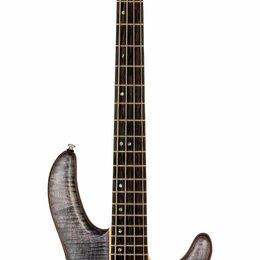 Электрогитары и бас-гитары - Бас Гитара Cort A4-Plus-FMMH-OPLB Artisan Series. Доставка, 0