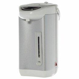 Электрочайники и термопоты - Термопот scarlett sc - et10d01 white, 0
