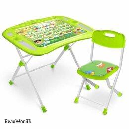 Столы и столики - Комплект детской мебели Ника NKP1/2 Первоклашка, 0