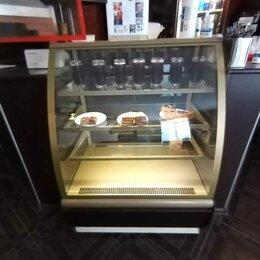 Холодильные витрины - Оборудование для кафе, 0