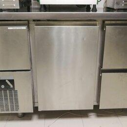 Холодильные столы - Стол с охлаждаемым шкафом SAGI KTIA2-OP14, 0