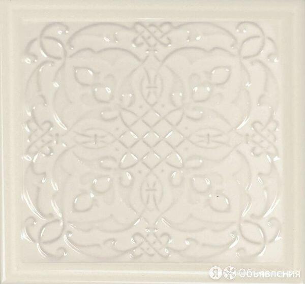 Декор Armonia B Marfil 15x15 Monopole Ceramica по цене 727₽ - Плитка из керамогранита, фото 0