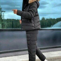 Зимние комплекты - Костюм зимний женский, 0