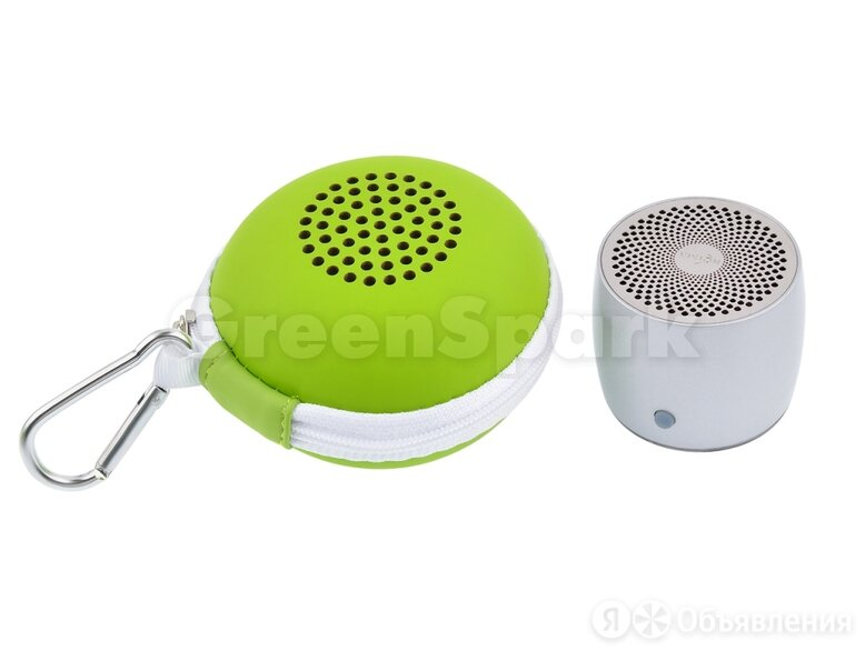 Колонка-Bluetooth VIXION A103 (серебро) по цене 790₽ - Акустические системы, фото 0