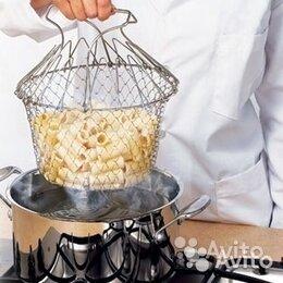 Производственно-техническое оборудование - Складная решетка для варки Cook Basket, 0
