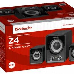 Акустические системы - Колонки Defender 2.1 Z4 11 Вт, питание от USB, 0