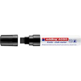 Информационные табло - Меловой стираемый меловой маркер EDDING E-4090/49, 0