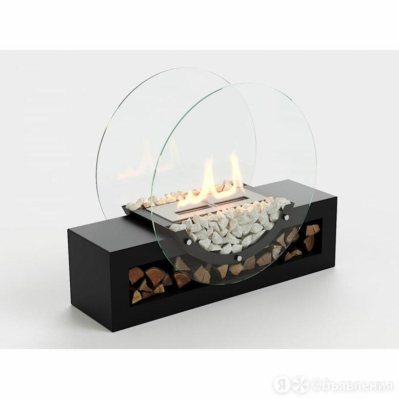 Напольный биокамин LuxFire Рональдо по цене 72833₽ - Камины и печи, фото 0