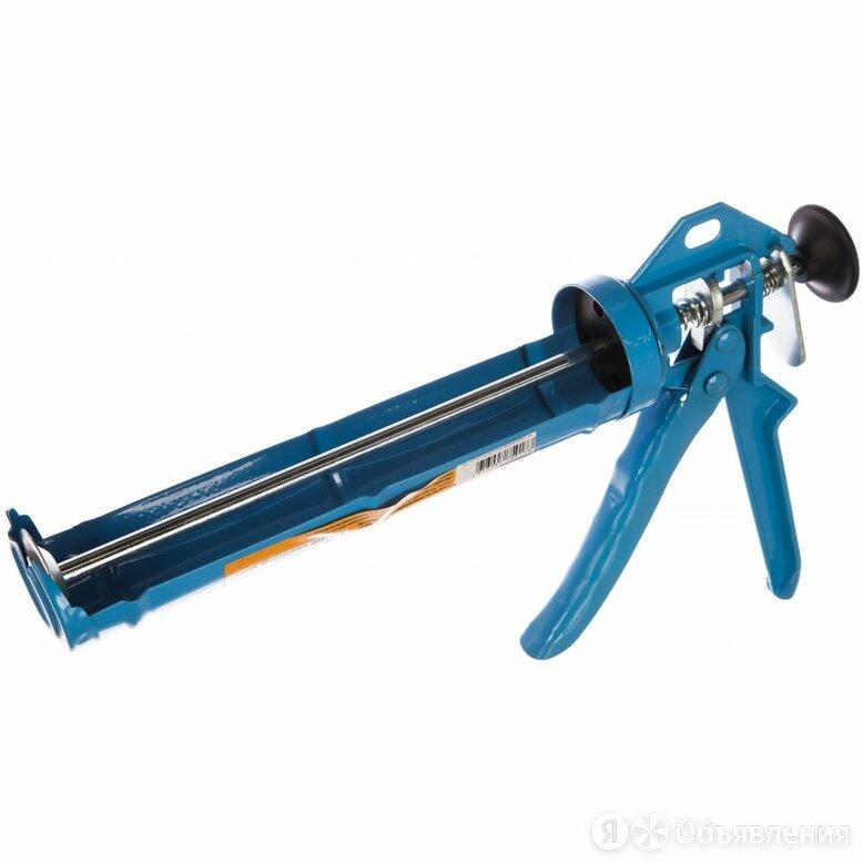 Пистолет для герметика Brigadier Lite по цене 285₽ - Пистолеты для пены и герметиков, фото 0