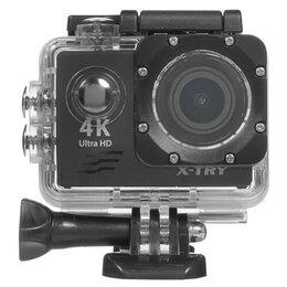 Экшн-камеры - Экшн-камера X-TRY XTC166 NEO черный, 0