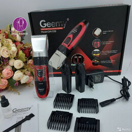 Машинки для стрижки и триммеры - Машинка для стрижки волос ProGemei GM, 0