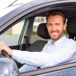 Водители - Водитель в такси на условиях аренды, 0
