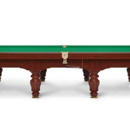 Столы - Бильярдный стол Барон II 8 фут Ясень/Сосна, 0