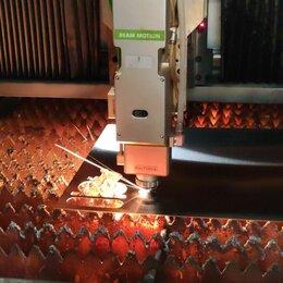 Дизайн, изготовление и реставрация товаров - Резка металла лазером в Ижевске, 0