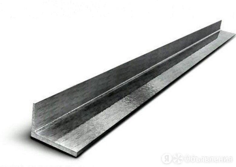 Уголок стальной равнополочный 125х125х12 мм С335 ГОСТ 8509-93 по цене 43500₽ - Металлопрокат, фото 0