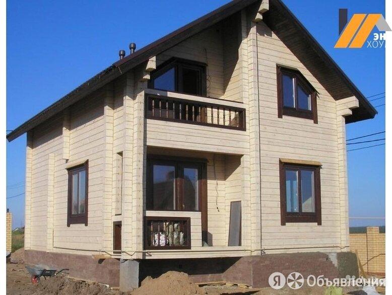 Дом из профилированного бруса пб-587 107 м² по цене 15200₽ - Стеллажи и этажерки, фото 0