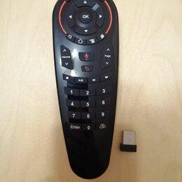 Пульты ДУ - Пульт ДУ G30 air mouse, 0
