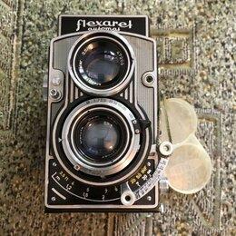 Пленочные фотоаппараты - Flexaret automat Belar 80 mm f 3.5, 0