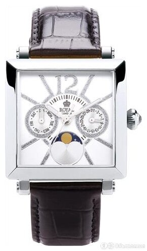 Часы наручные кварцевые Royal London 21165-05_ucenka по цене 9063₽ - Наручные часы, фото 0