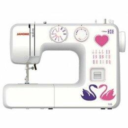Швейные машины - Швейная машина Janome-555, 0