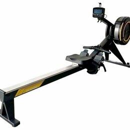 Гребные тренажеры - Гребной тренажер DFC Air Rower R1000, 0
