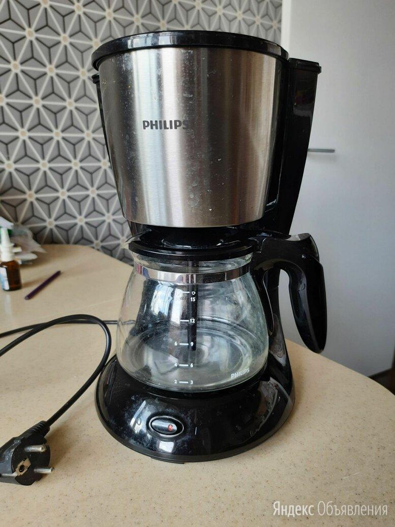 Кофеварка капельного типа philips hd7457 по цене 2000₽ - Кофеварки и кофемашины, фото 0