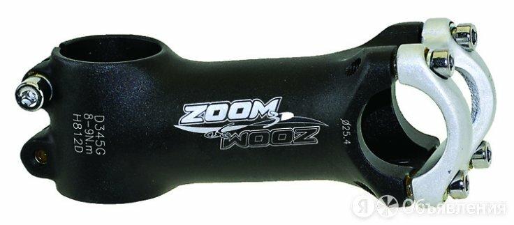 Вынос велосипедный ZOOM внешний нерегулируемый(+7`) 1 1/8 110мм, для руля 25.4 по цене 1577₽ - Игровые приставки, фото 0
