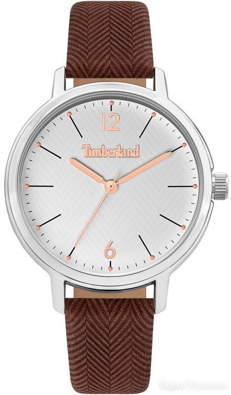 Наручные часы Timberland TBL.15960MYS/01 по цене 8300₽ - Наручные часы, фото 0