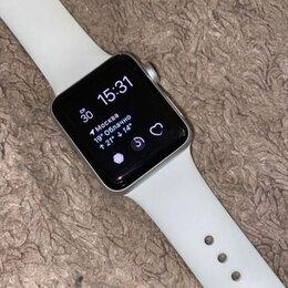Умные часы и браслеты - Apple Watch 3 series , 0