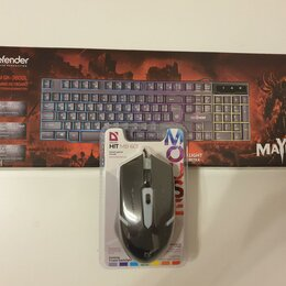Комплекты клавиатур и мышей - Игровой набор, 0