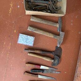Наборы инструментов и оснастки - Старинные слесарные инструменты, 0