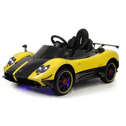 Электромобили - Детский электромобиль Pagani Zonda Cinque A009AA, 0
