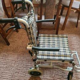Приборы и аксессуары - кресло каталка для инвалидов, 0