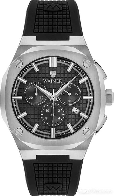 Наручные часы Wainer WA.10200-A по цене 33900₽ - Наручные часы, фото 0
