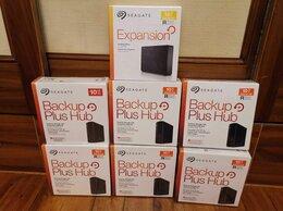 Внешние жесткие диски и SSD - 10TB Seagate Backup plus HUB и Expansion (Новые), 0