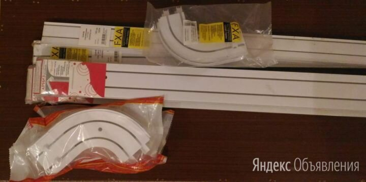Карниз потолочный по цене 1300₽ - Карнизы и аксессуары для штор, фото 0