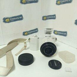 Фотоаппараты - Фотоаппарат Samsung NX1100 Kit, 0