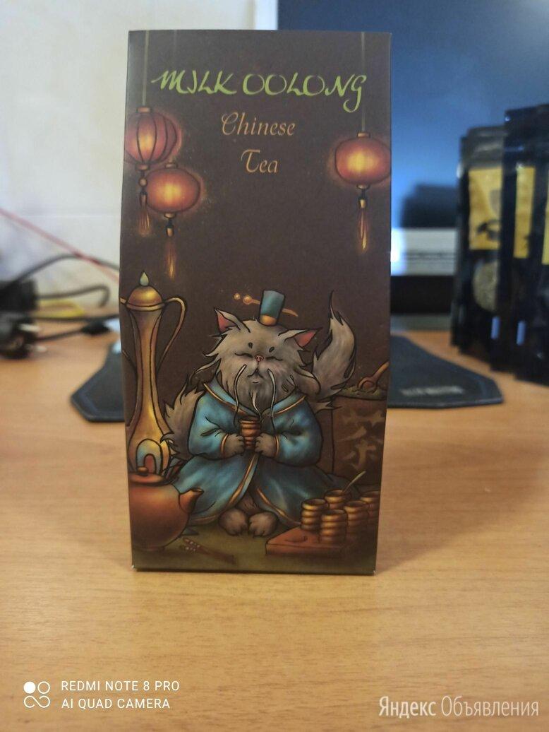 """Чай, молочный улун, в подарочной упаковке на ВБ """"Like tea"""" по цене 298₽ - Подарочные наборы, фото 0"""