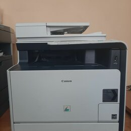 Принтеры и МФУ - Лазерное МФУ Canon MF8380Cdw , 0