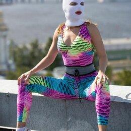 Спортивные костюмы - Бразильский комбинезон для фитнеса и йоги, 0