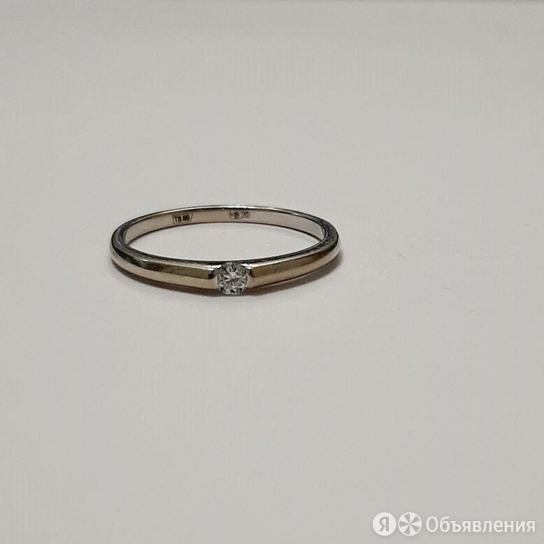 Кольцо с бриллиантом (ен) по цене 6160₽ - Комплекты, фото 0