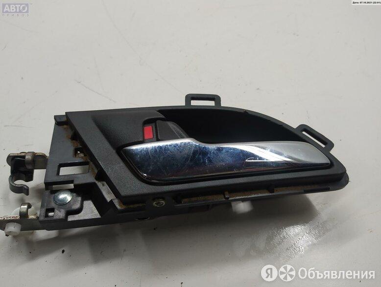 Ручка двери внутренняя передняя левая Honda CR-V 2.2л Дизель TD по цене 1100₽ - Кузовные запчасти, фото 0