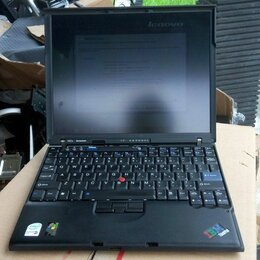 Ноутбуки - Lenovo ThinkPad X60s Core 2 Duo L2400, 0