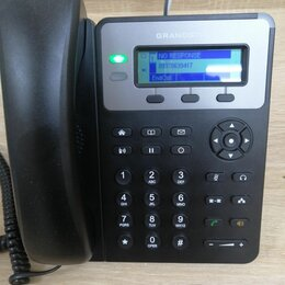 VoIP-оборудование - Sip-телефон grandstream gxp1610, 0