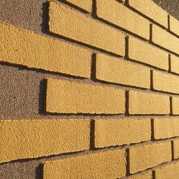 Фасадные панели - Гибкий кирпич на термопанели, 0