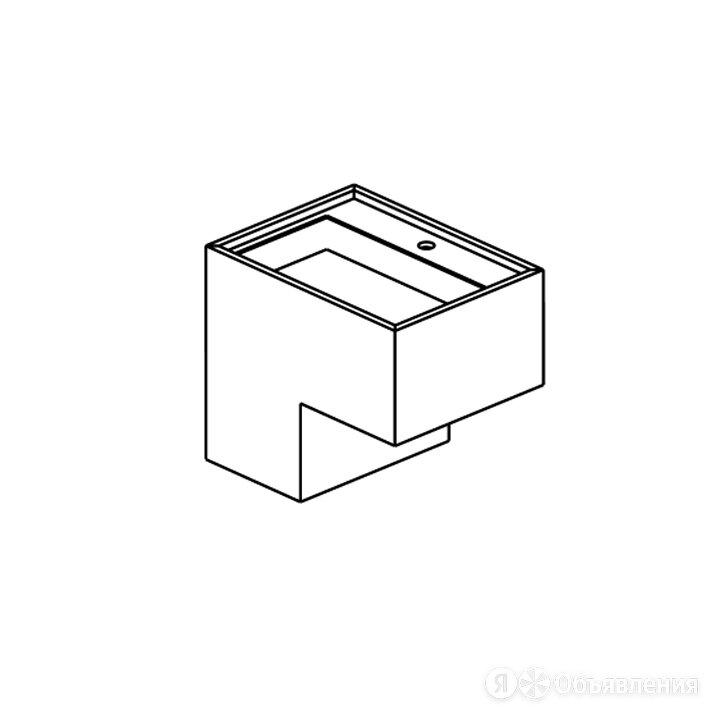 Gama Decor TETRIS M.B. LAVABO 60X52 1OR SX GRANITO LEN 45x52 G700003454 по цене 223870₽ - Готовые строения, фото 0